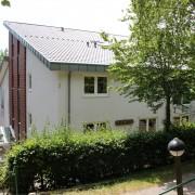 Unser schönes Haus am Brunnen bietet Platz für bis zu 76 Personen in Vollverpflegung