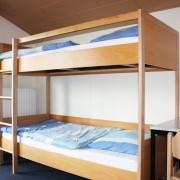 Ein Etagenbett im II. OG.